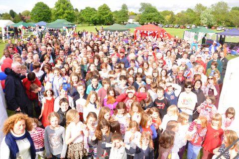 2012-06-04 Jubilee Celebrations