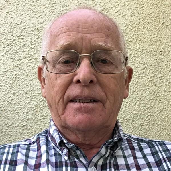 Photo of councillor Keith Austin