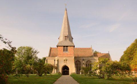 Photo of Steeple Morden Church
