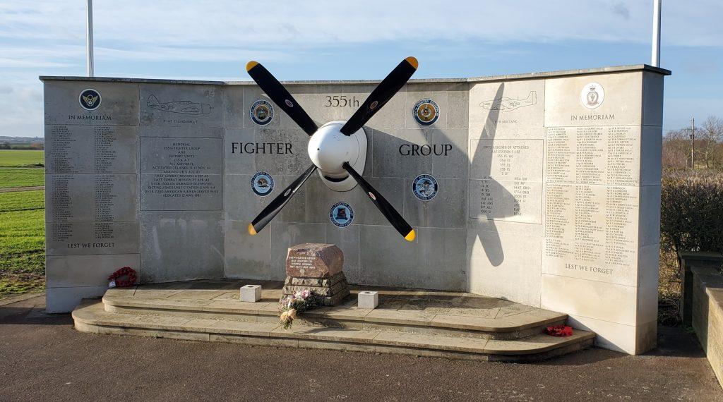 Photo of Steeple Morden Airfield War Memorial