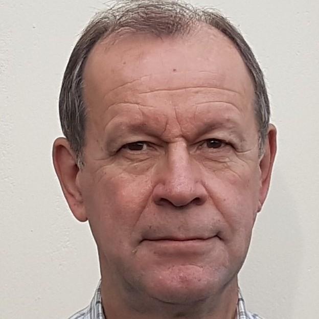 Photo of councillor Malcolm Bird