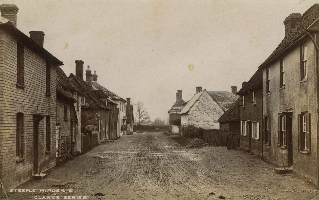 Cheyney St 1904