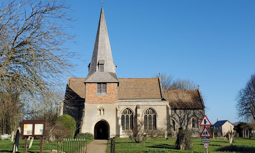 The church 2021