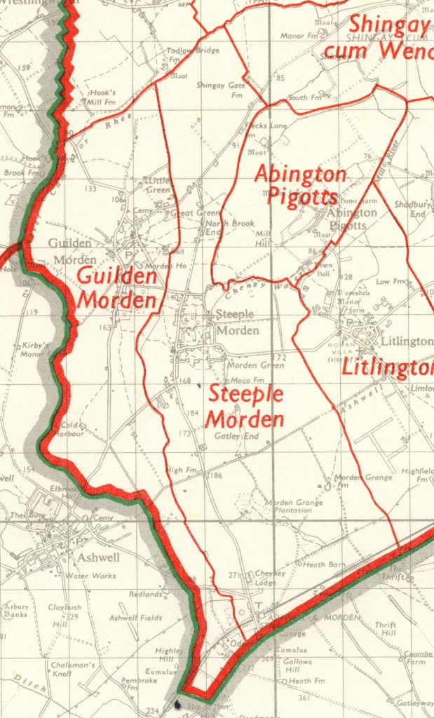 SM Parish Boundary