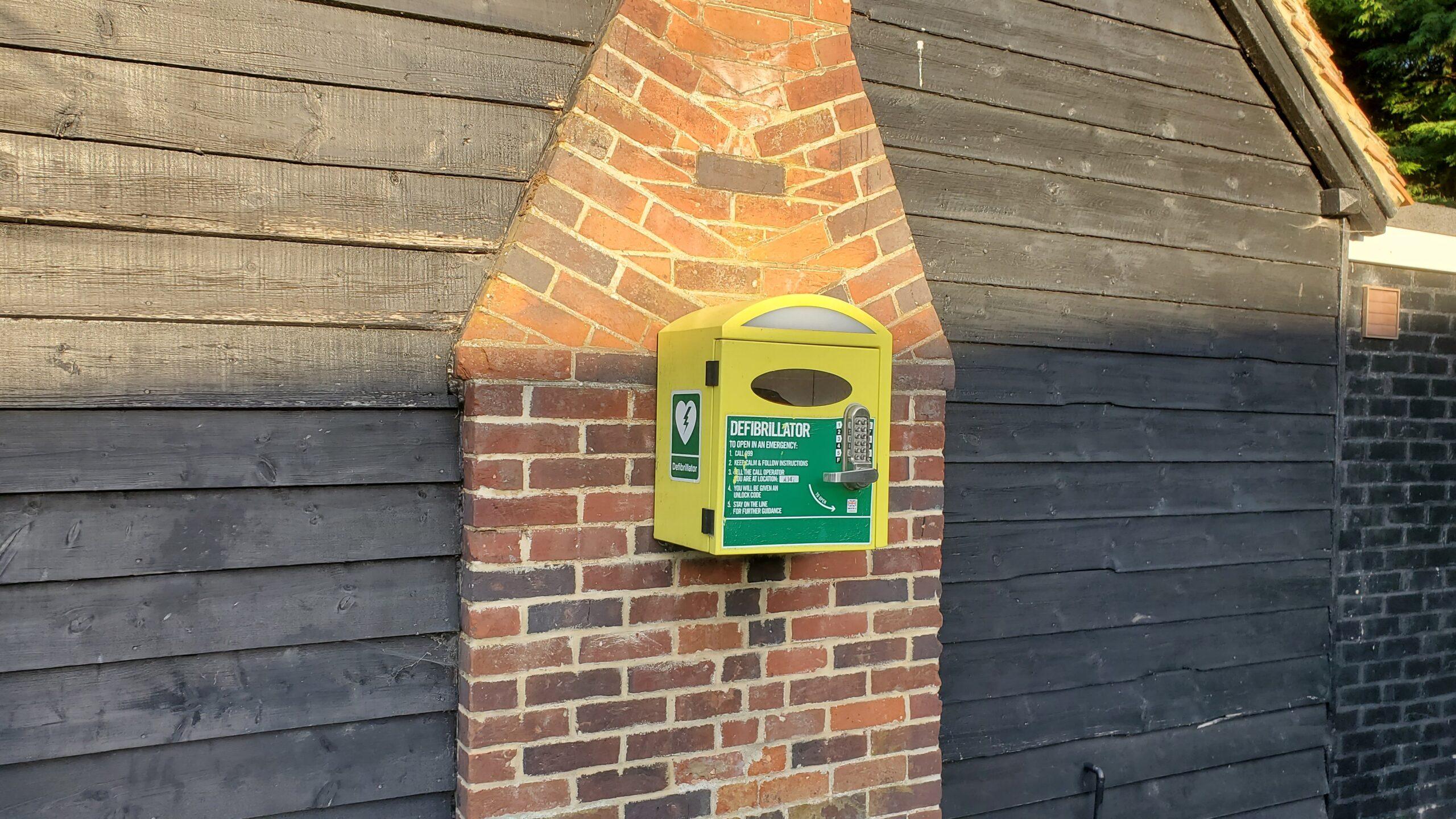 Village Defibrillator